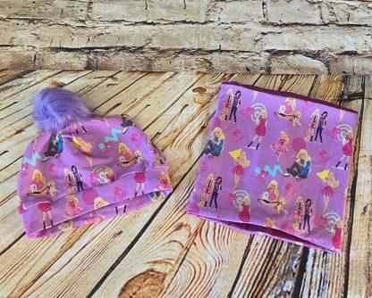 Snood & Hat Set (Sindy Barbie Doll Design)