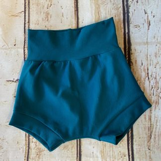 Bubble Shorts Petrol Blue