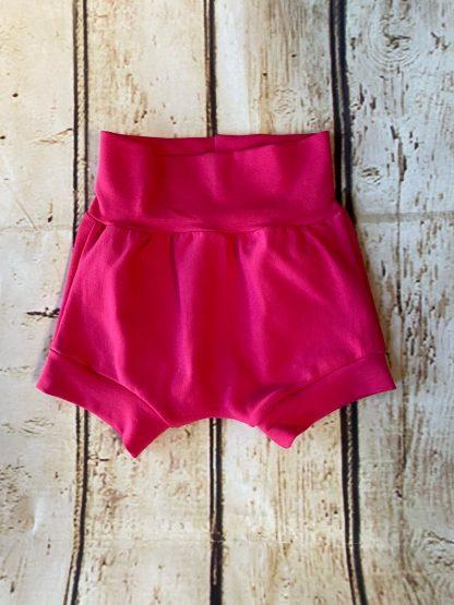 Bubble Shorts in Fuchsia
