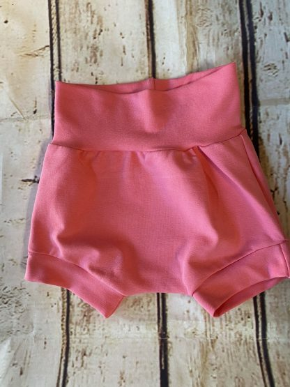 Bubble Shorts in Pink