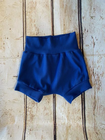 Bubble Shorts in Royal Blue